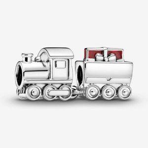 Pandora  Christmas Train Charm
